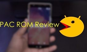 OnePlus 3 PAC ROM Review