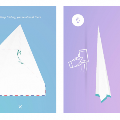 Active Theory Makes the Paper Planes App Open Source