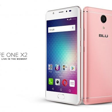 BLU Life One X2 Launches on October 7th for $150 (SD430, 5.2″ 1080p, 3000mAh, QC 3.0)