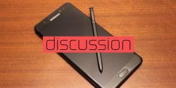 Will/Would You Exchange Your Samsung Galaxy Note 7?