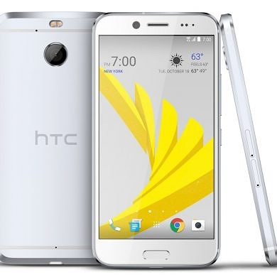 Sprint-Exclusive HTC Bolt Render Leaked, Phone Reportedly with No Headphone Jack