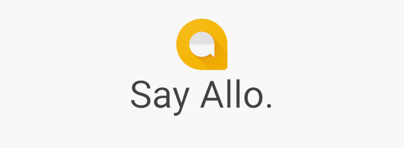 Say hello to google allo googles ai powered messaging app stopboris Choice Image