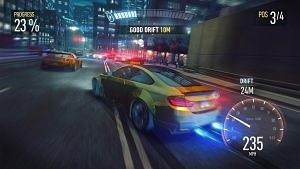 NFS: No Limits Demo Shot