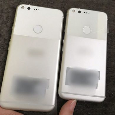 The Pixel & Pixel XL are Rumored to be IP53 Certified