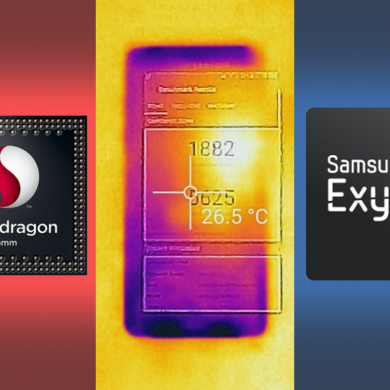 Exynos 8890 vs. Snapdragon 820 Note 7 Performance Analysis: Endurance, Throttling & Thermals