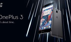 OnePlus Discontinues Sales of the OnePlus 3 in the US and Europe