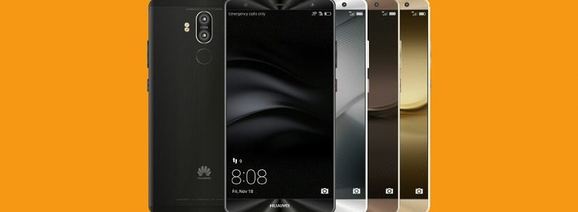 The Huawei Mate 9 Could Be Coming At Exactly The Right Time