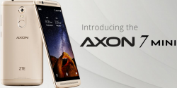 Android 7.1.1 is Now Rolling Out to the ZTE Axon 7 Mini