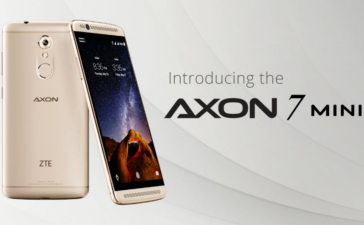 the zte axon 7 mini vs axon 7 you fit sharing