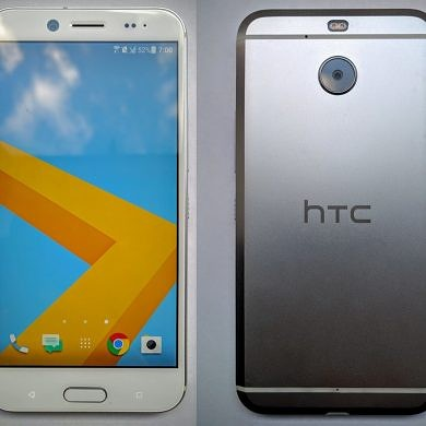 HTC Bolt Spotted in the Wild Sans a Headphone Jack
