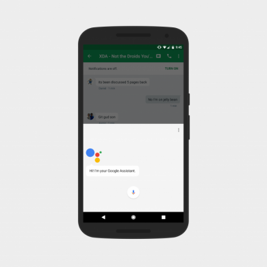 Open GApps Adds Option to Enable Google Assistant During Installation