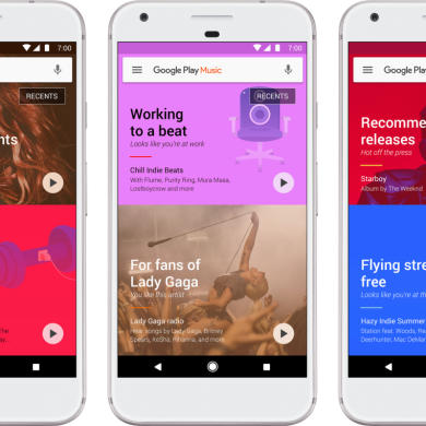 Google Brings Machine Learning to Google Play Music