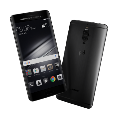 Get the Huawei Mate 9 Porsche Design Boot Animation on any Rooted Device
