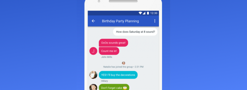 RCS Messaging Support on Google's Messenger App Rolling Out on Sprint
