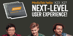 MediaTek Announces the Helio X23 and Helio X27