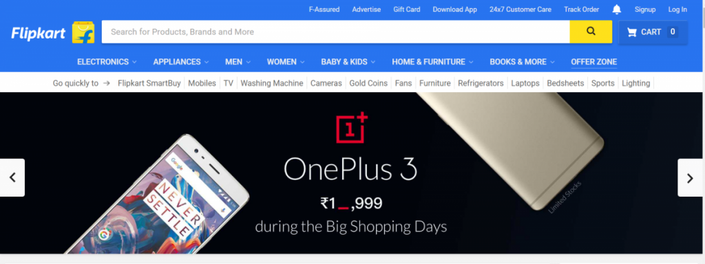 Flipkart OnePlus False Sale