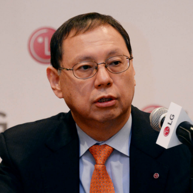 LG Appoints Jo Seong-jin as the Company's New CEO