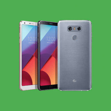 LG G6 Stock System Dump Available for Download