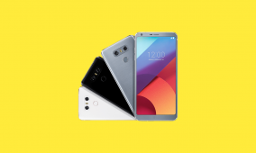 The T-Mobile LG G6 Apparently Ships with FM Radio