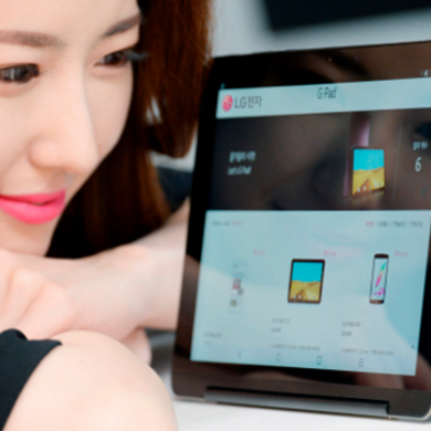 LG Officially Announces the G Pad III 10.1 Tablet