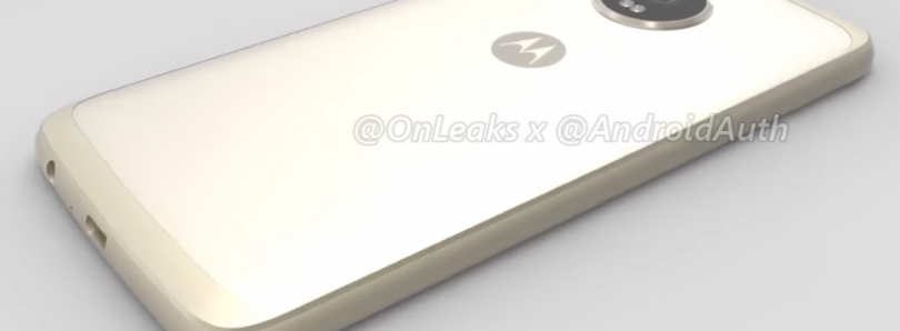 Leaked Render Could Reveal an Unannounced Motorola Device for 2017