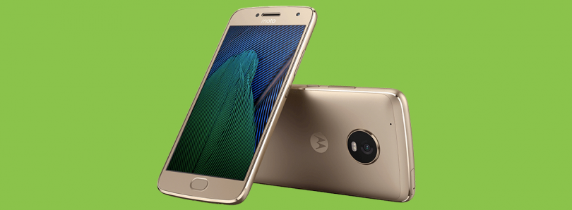 [Update: Mystery solved] Security Flaw in the Amazon Prime Exclusive Moto G5 Plus Allows for Easily Bypassing the Lock Screen