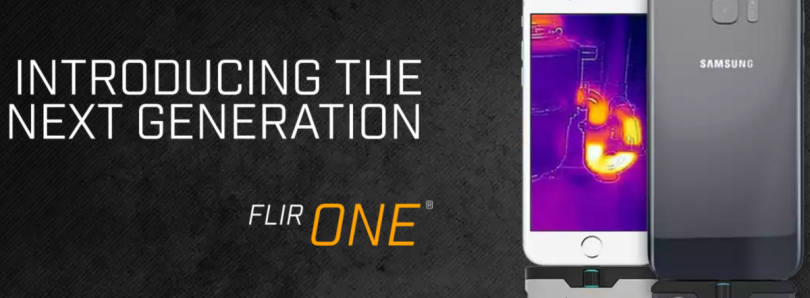 FLIR Announces 2 New Thermal Cameras for Android