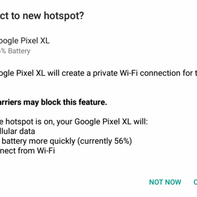 Google Play Services v10.2 to Introduce an 'Instant Tethering' Feature