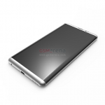 Renders of Samsung Galaxy S8 with Headphone Jack and Stereo Speakers Leaked