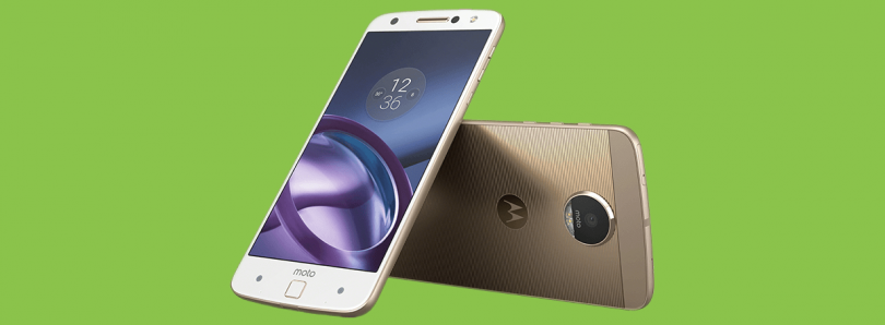 The Moto Z Receives App Shortcuts, Round Icons, and More with 7.1.1 Nougat Update