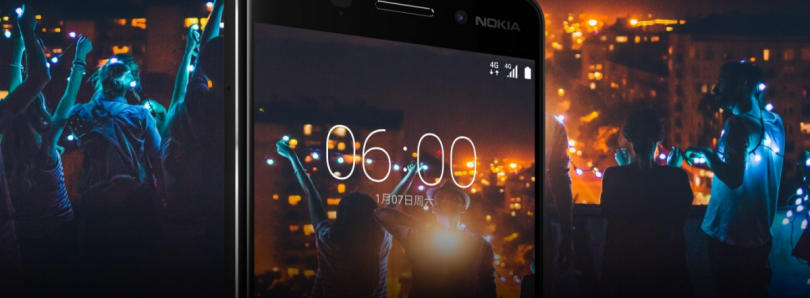 HMD Global announces the Nokia 6; its first Android Smartphone for the Chinese Market