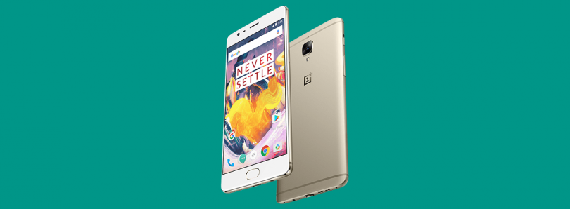 OnePlus 3/3T Receives an Update to OxygenOS v4.1.7, Fixes App Locker Bug and More