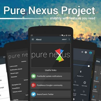 Pure Nexus ROM Available for the Google Pixel