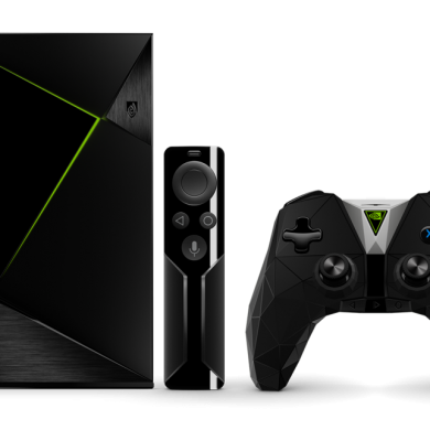 NVIDIA SHIELD TV Upgraded to Android Nougat as New SHIELD TV (2017) Releases