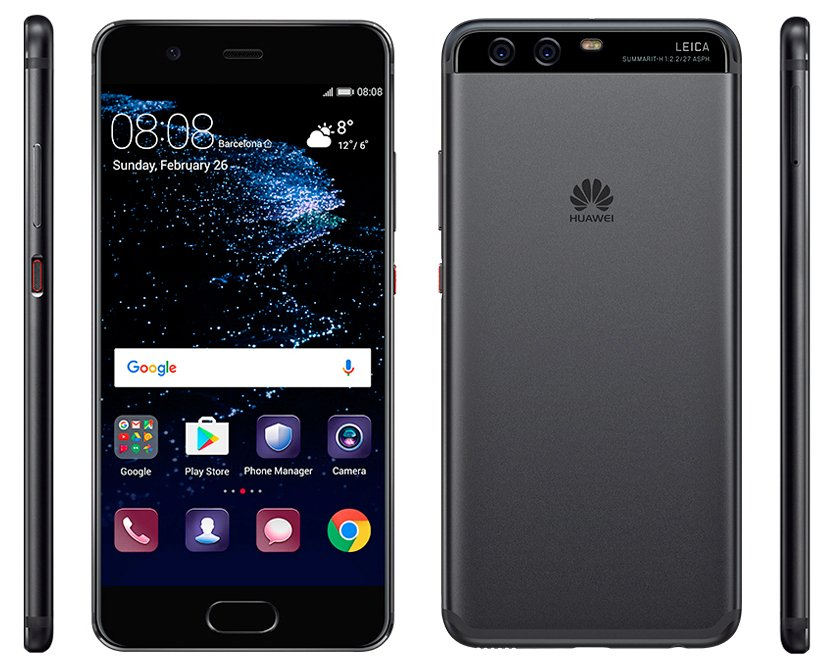 Image result for huawei p10 press