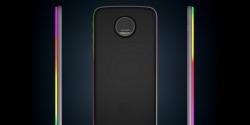 Edge Moto Mod Concept Adds RGB Notification Lighting to the Moto Z Family