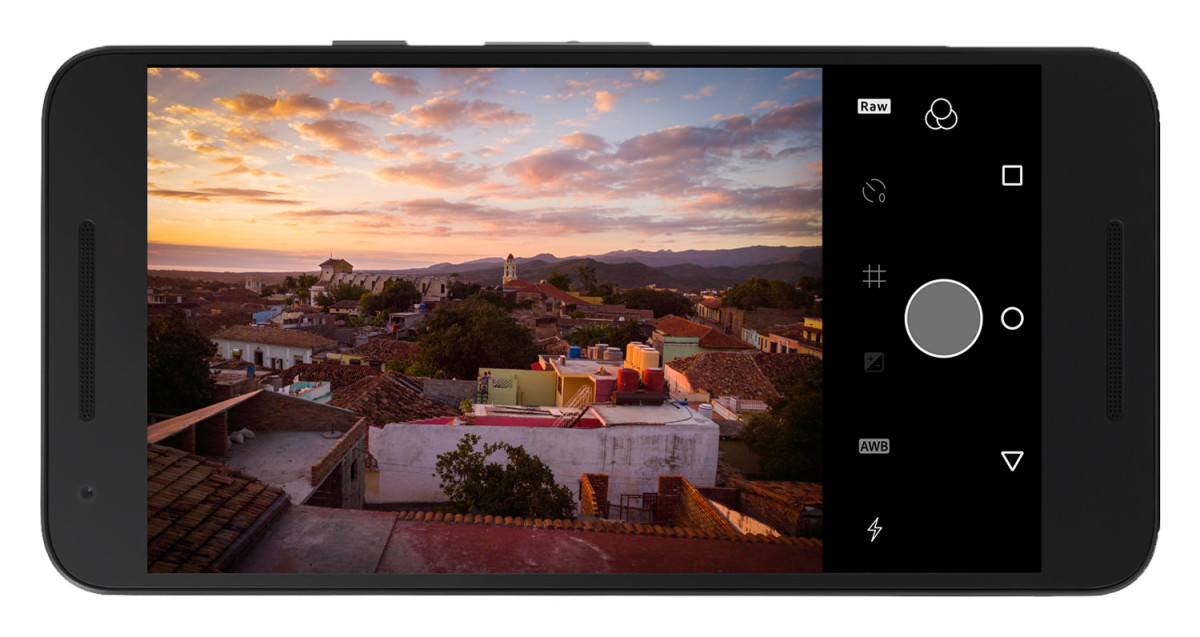 Using Manual Camera Controls: Improving the Quality and ...Manual Camera Apps