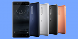 Nokia Announces the new Nokia 3, Nokia 5 and Nokia 6 Arte Black Edition