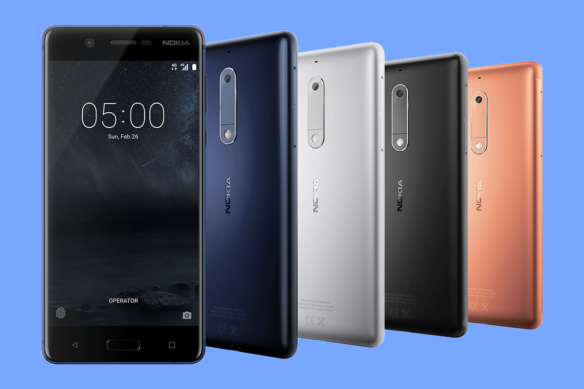 nokia announces the new nokia 3 nokia 5 and nokia 6 arte
