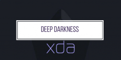 Experience the Dark Side of Android with Deep Darkness for Substratum