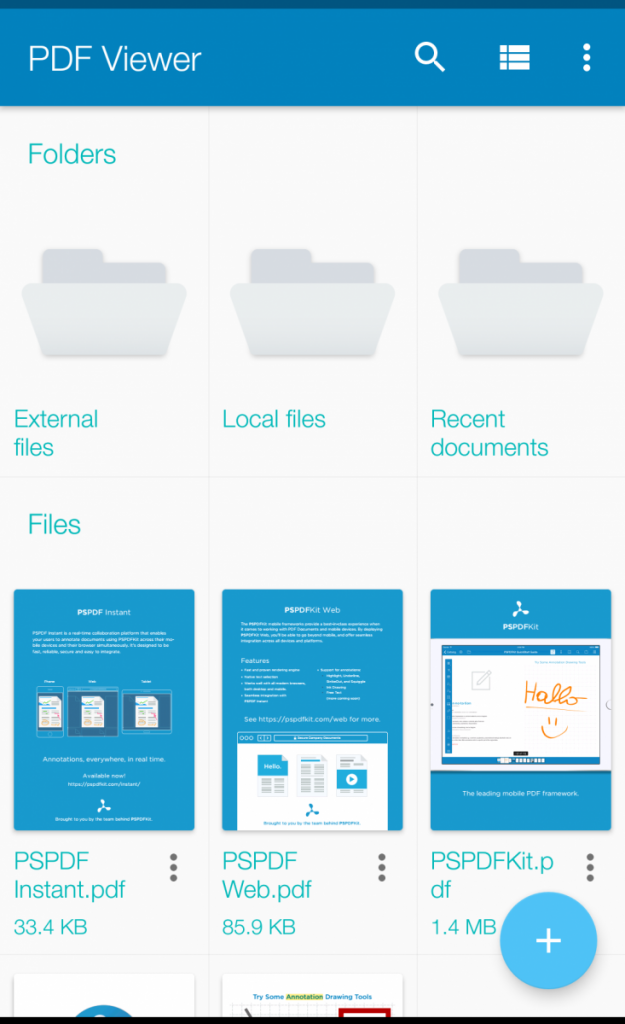 PSPDFKit, the PDF Framework used in Dropbox and Evernote, is now