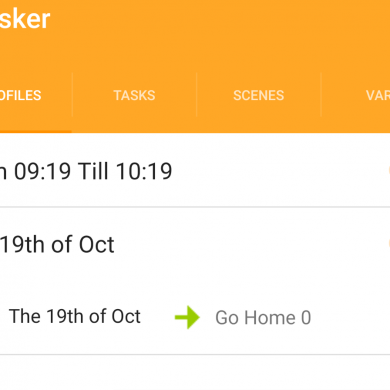 Tasker is Getting an Update with a Material Design UI
