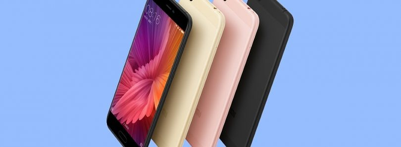 """Xiaomi Launches its Own In-House """"Surge S1"""" SoC with the new Xiaomi Mi 5C"""