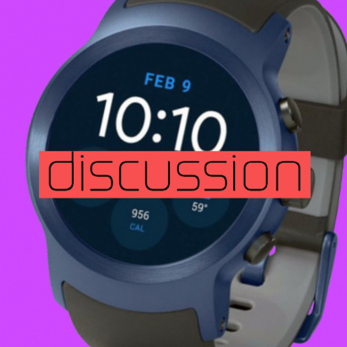 What are your thoughts on Android Wear 2.0 and the new LG Watches?