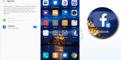How to use EMUI's App Twin Feature on any Launcher