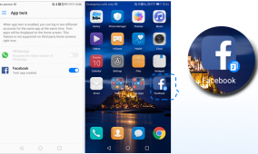 How to Enable the App Twin Feature on Huawei & Honor Devices with EMUI 5.0