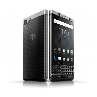 BlackBerry Launches the Keyboard-Equipped KEYone at MWC 2017