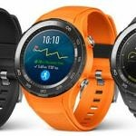 New Leak Shows The Huawei Watch 2 Will Come In Three Color Options; Will Officially Launch On Feb 26