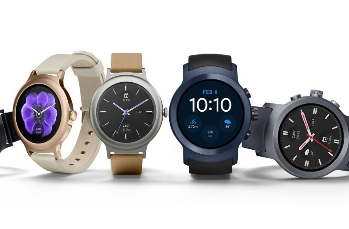 Lg watch style and watch sport released with android wear 2 0 for Android watches