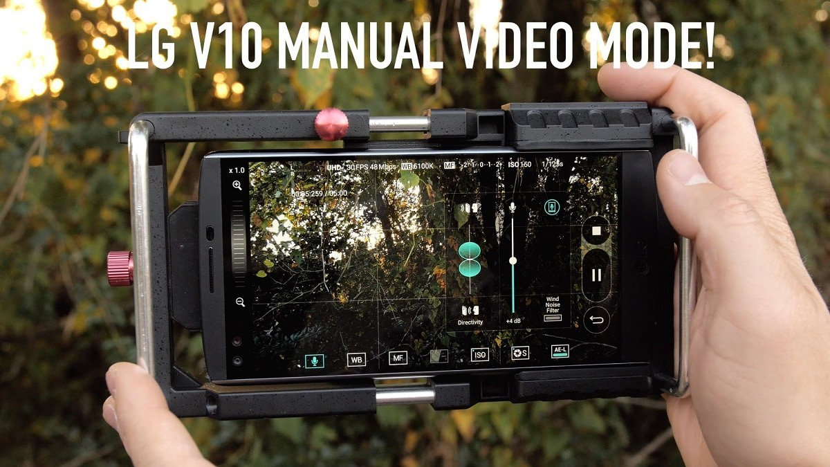 Using manual camera controls improving the quality and versatility lgs v series has a well received manual mode for video a complete rarity among smartphones danny winget sciox Choice Image